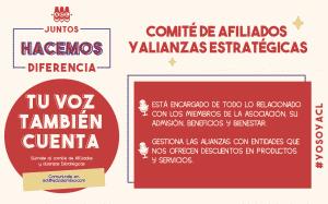 COMITE DE AFILIADOS Y ALIANZAS ESTRATEGICAS